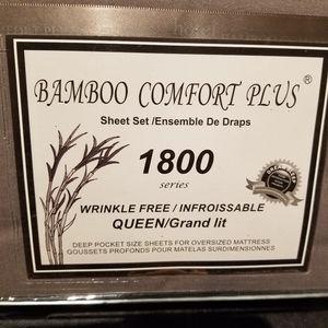 Bamboo Comfort Plus